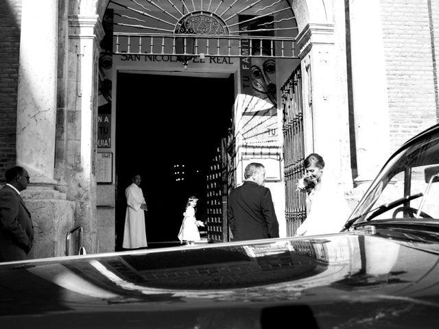 La boda de Jesús y Eva María en Galapagos, Guadalajara 11