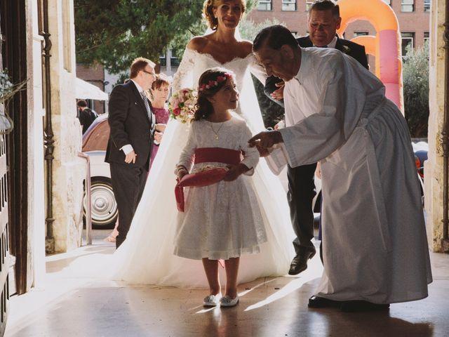 La boda de Jesús y Eva María en Galapagos, Guadalajara 12