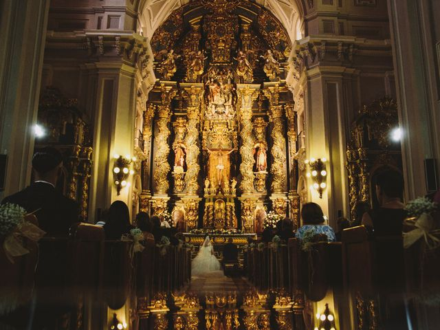 La boda de Jesús y Eva María en Galapagos, Guadalajara 13
