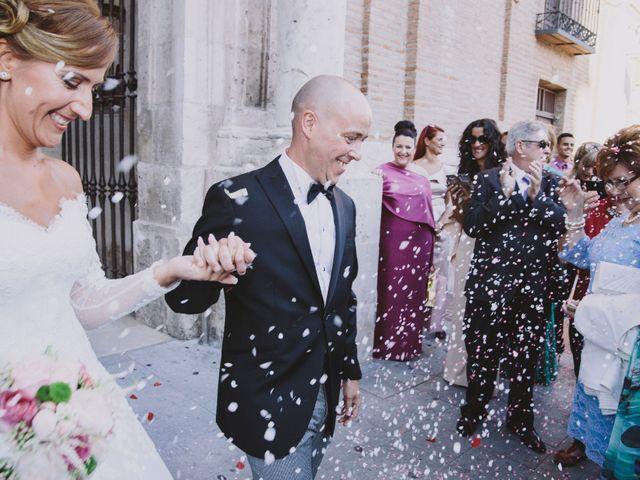 La boda de Jesús y Eva María en Galapagos, Guadalajara 15