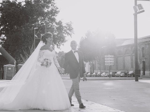 La boda de Jesús y Eva María en Galapagos, Guadalajara 17