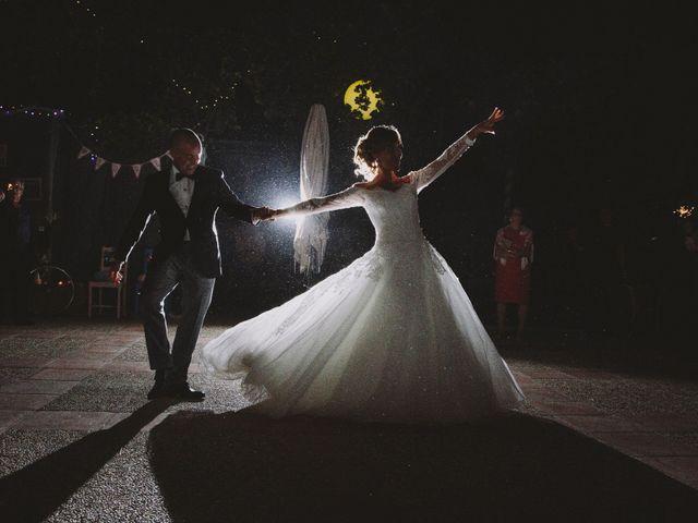 La boda de Jesús y Eva María en Galapagos, Guadalajara 27