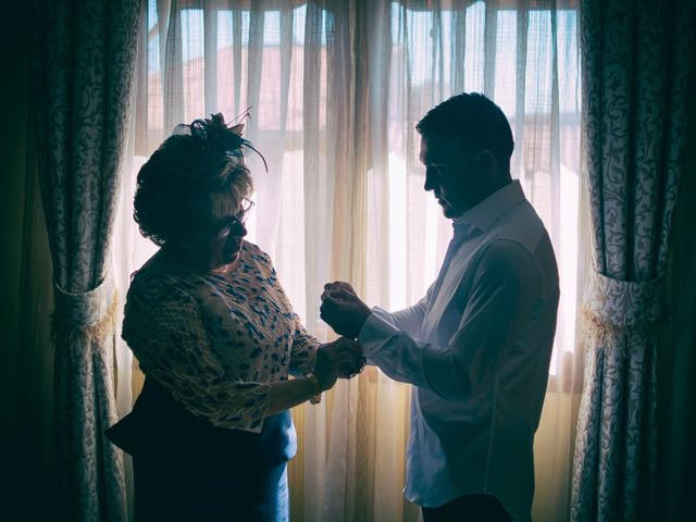 La boda de Ángel y Sara en Toledo, Toledo 5