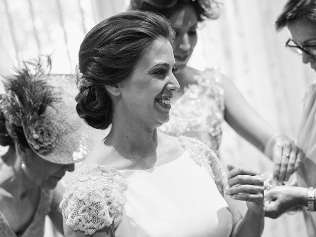 La boda de Ángel y Sara en Toledo, Toledo 11