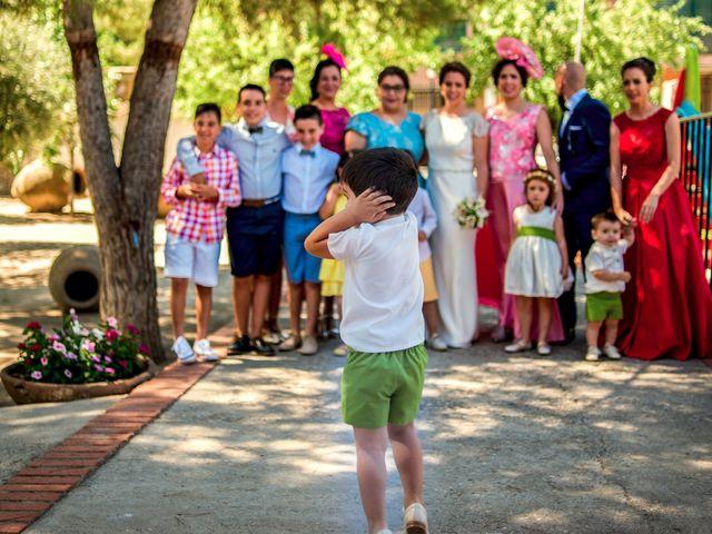 La boda de Ángel y Sara en Toledo, Toledo 17