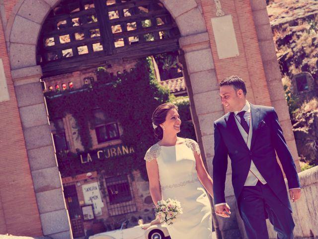 La boda de Ángel y Sara en Toledo, Toledo 19