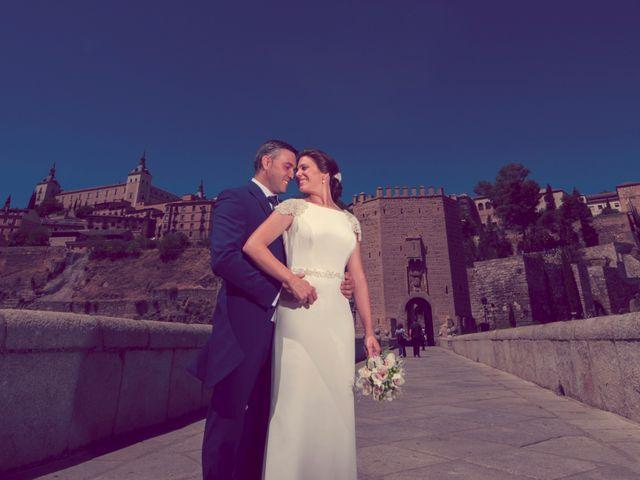 La boda de Ángel y Sara en Toledo, Toledo 20