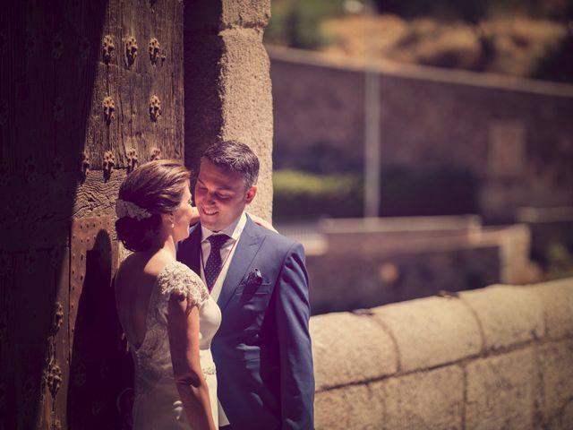 La boda de Ángel y Sara en Toledo, Toledo 22