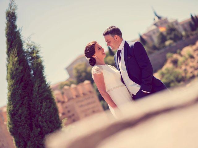 La boda de Ángel y Sara en Toledo, Toledo 24