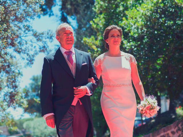 La boda de Ángel y Sara en Toledo, Toledo 31