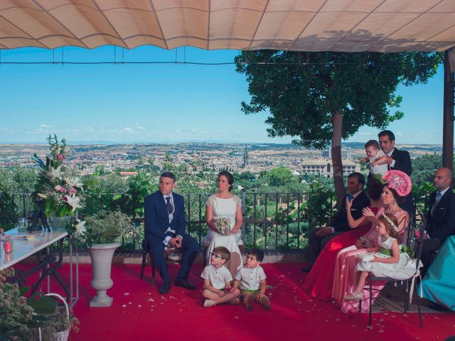 La boda de Ángel y Sara en Toledo, Toledo 1
