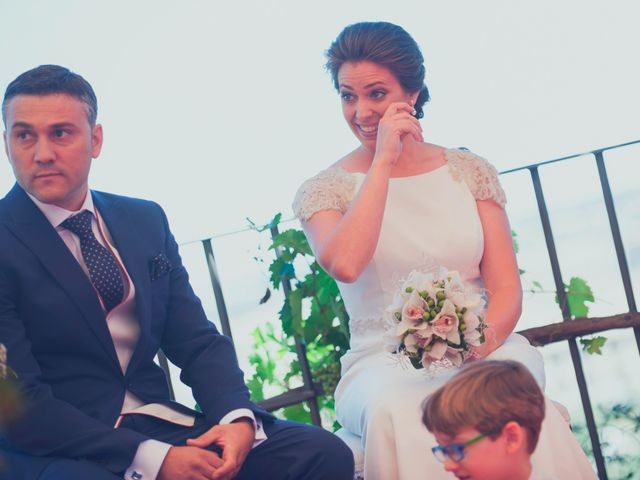 La boda de Ángel y Sara en Toledo, Toledo 33