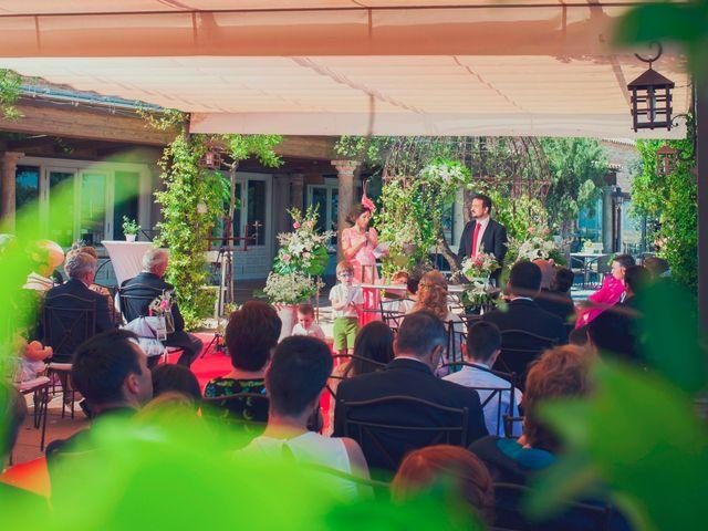 La boda de Ángel y Sara en Toledo, Toledo 37