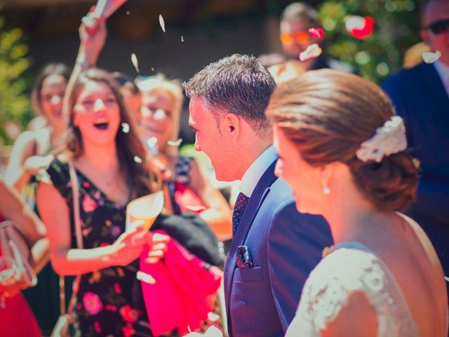 La boda de Ángel y Sara en Toledo, Toledo 41