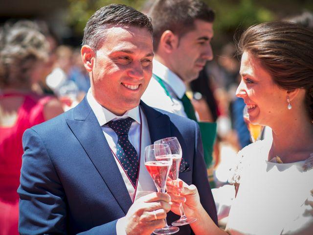 La boda de Ángel y Sara en Toledo, Toledo 42