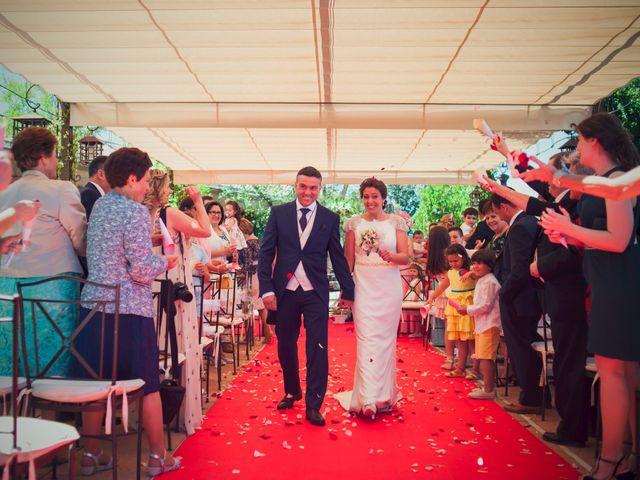 La boda de Ángel y Sara en Toledo, Toledo 43