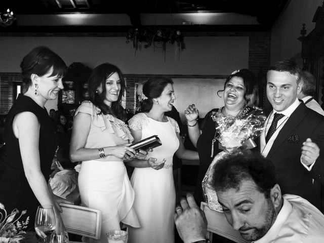 La boda de Ángel y Sara en Toledo, Toledo 48