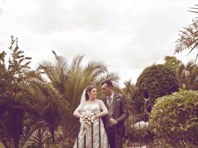 La boda de Jose y Inma en Alcalá De Henares, Madrid 2