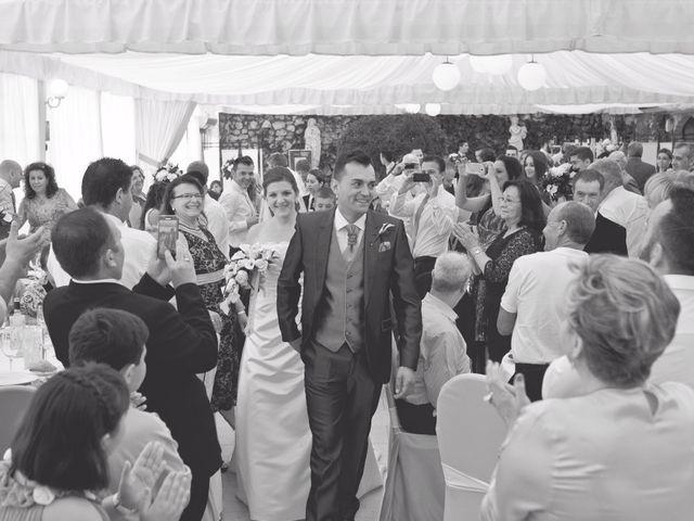 La boda de Jose y Inma en Alcalá De Henares, Madrid 12