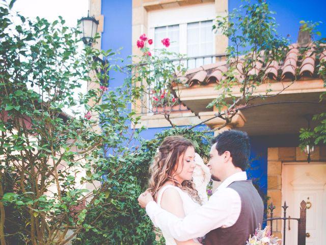 La boda de Azael y Sandra en Santa Marina (Siero), Asturias 53