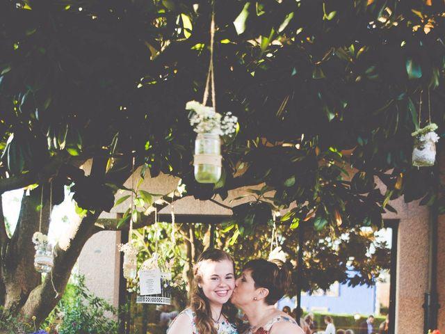 La boda de Azael y Sandra en Santa Marina (Siero), Asturias 63