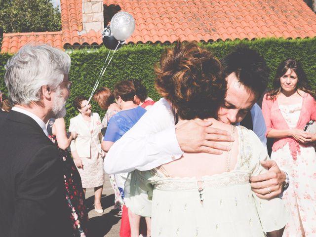 La boda de Azael y Sandra en Santa Marina (Siero), Asturias 6