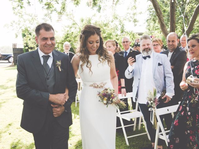 La boda de Azael y Sandra en Santa Marina (Siero), Asturias 16
