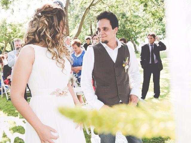 La boda de Azael y Sandra en Santa Marina (Siero), Asturias 18