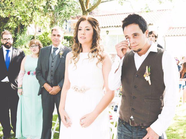 La boda de Azael y Sandra en Santa Marina (Siero), Asturias 19