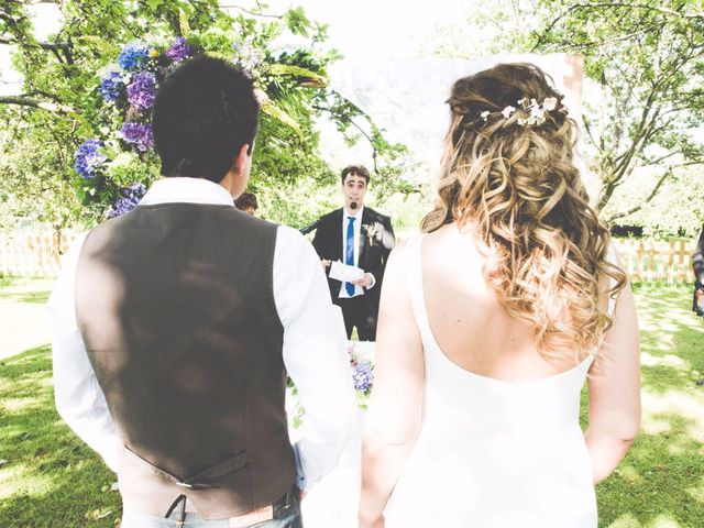 La boda de Azael y Sandra en Santa Marina (Siero), Asturias 20