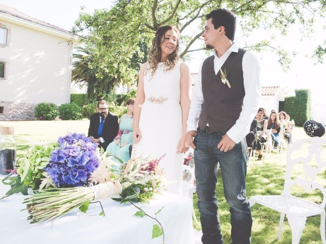 La boda de Azael y Sandra en Santa Marina (Siero), Asturias 24