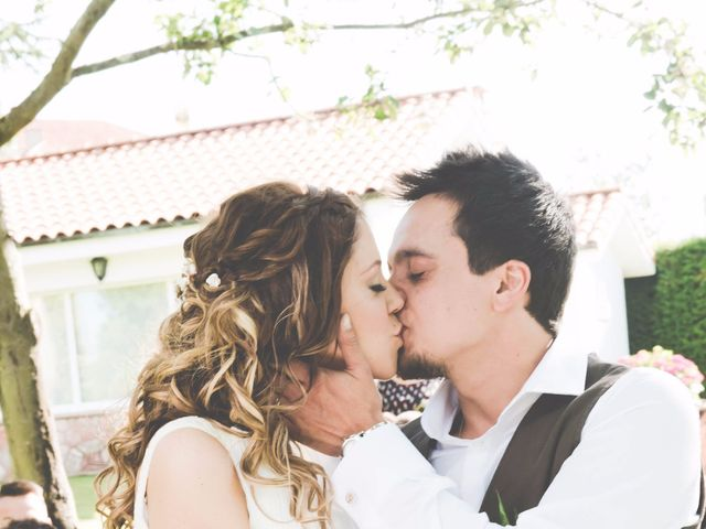 La boda de Azael y Sandra en Santa Marina (Siero), Asturias 27