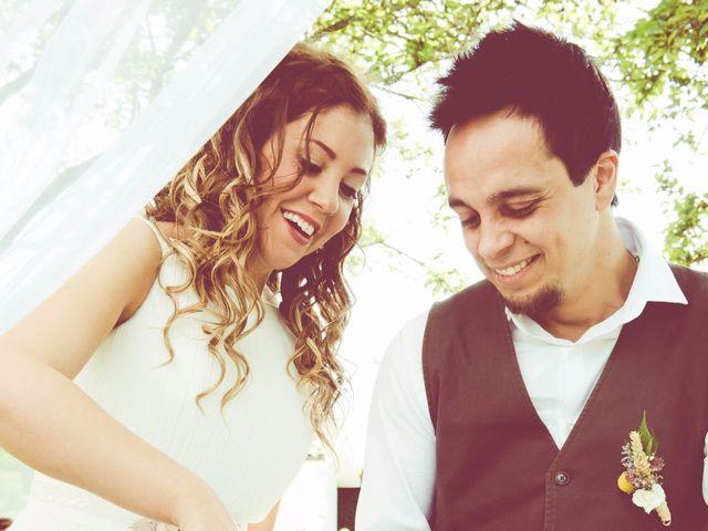 La boda de Azael y Sandra en Santa Marina (Siero), Asturias 28