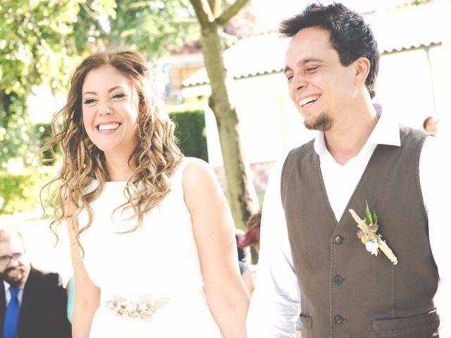La boda de Azael y Sandra en Santa Marina (Siero), Asturias 30