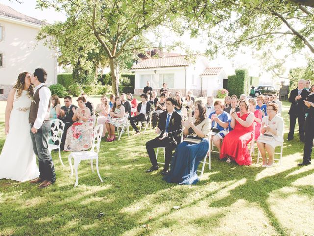 La boda de Azael y Sandra en Santa Marina (Siero), Asturias 31