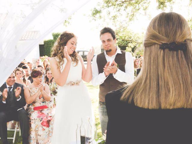 La boda de Azael y Sandra en Santa Marina (Siero), Asturias 33