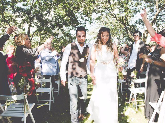 La boda de Azael y Sandra en Santa Marina (Siero), Asturias 37