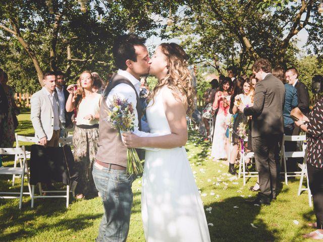 La boda de Azael y Sandra en Santa Marina (Siero), Asturias 39