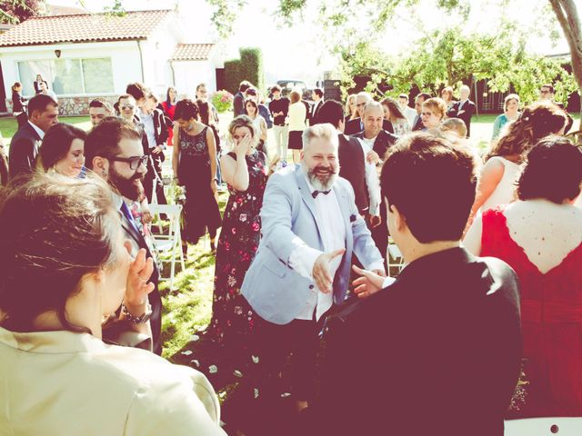 La boda de Azael y Sandra en Santa Marina (Siero), Asturias 43