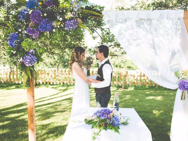 La boda de Azael y Sandra en Santa Marina (Siero), Asturias 47