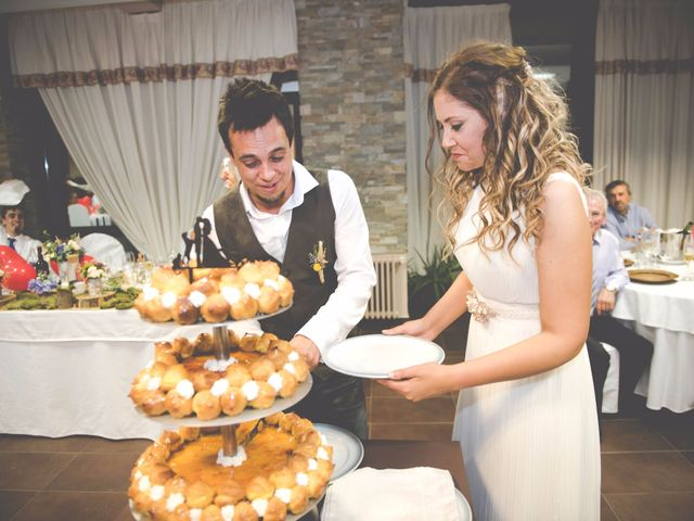 La boda de Azael y Sandra en Santa Marina (Siero), Asturias 71