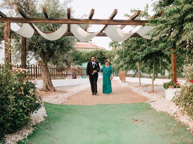La boda de Antonio y Sonia en Granada, Granada 12