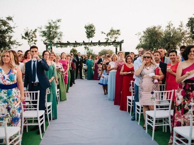 La boda de Antonio y Sonia en Granada, Granada 13