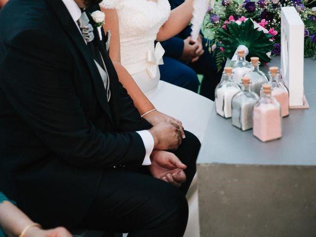 La boda de Antonio y Sonia en Granada, Granada 15