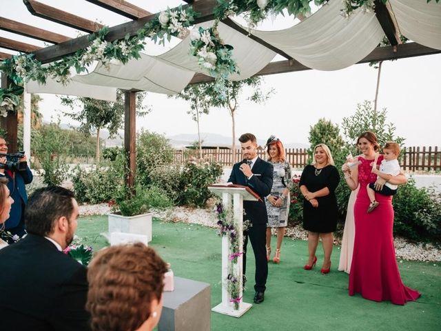 La boda de Antonio y Sonia en Granada, Granada 16