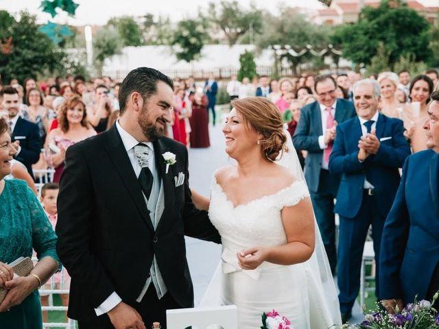 La boda de Antonio y Sonia en Granada, Granada 17