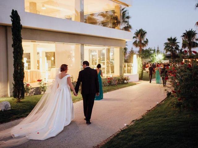 La boda de Antonio y Sonia en Granada, Granada 18