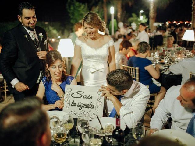 La boda de Antonio y Sonia en Granada, Granada 33