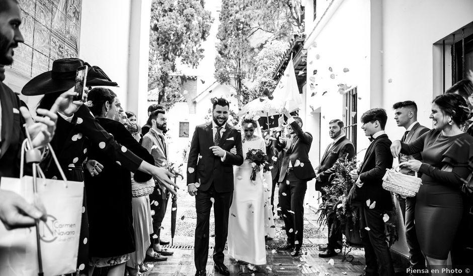 La boda de Jesús y Laura en Dos Hermanas, Sevilla
