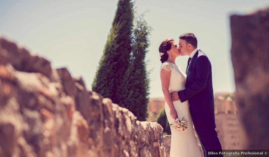 La boda de Ángel y Sara en Toledo, Toledo